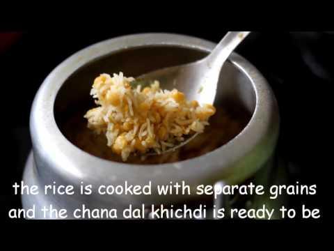 chana dal khichdi recipe   easy punjabi chana dal khichdi recipe