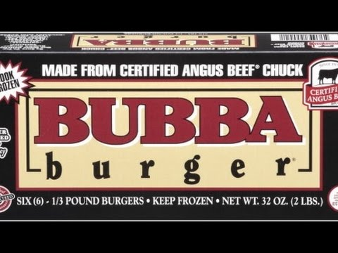 How To Prepare Bubba Burgers on a George Foreman Grill