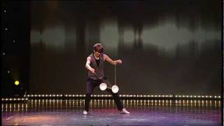 Pranay - Diabolo Act at Young Stage Circus Festival 2011