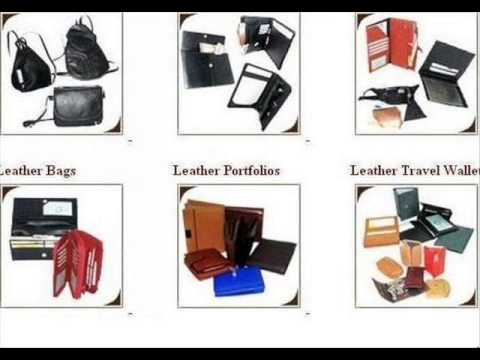 Leather Purses,Wallets in India