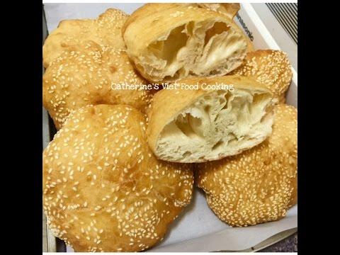 Bánh Tiêu  - Vietnamese Donut