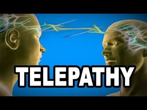 😶↔️😶 Learn English Words: TELEPATHY - Meaning, Vocabulary with Pictures and Examples