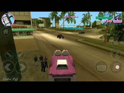 How to complete mr.wooppeeies mission in gta vice city android version!!!!!