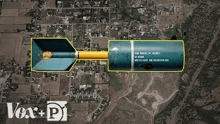 How this military explosive is poisoning American soil