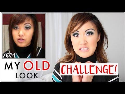 Recreating My Old Look CHALLENGE!   ilikeweylie
