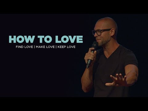 How To Find Love | Pastor Dave Sumrall | 8.6.17