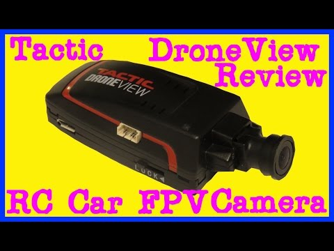Tactic Droneview Camera Review -  RC Car FPV Wifi Camera - Driftomaniacs