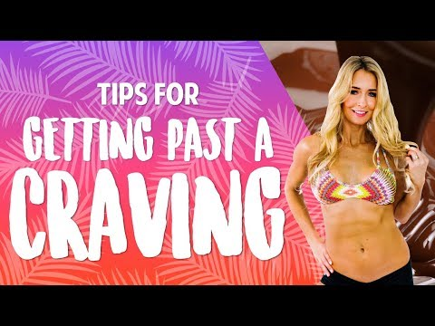Tips for Getting Past a Craving