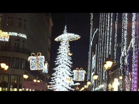 Weihnachtsmarkt Budapest - Video Weihnachtsmarkt Budapest