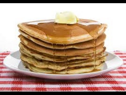 Bodybuilding Meal: Low Fat High Protein PANCAKES