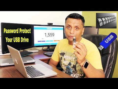 How to Encrypt USB Flash Drive for Free in Mac and Windows