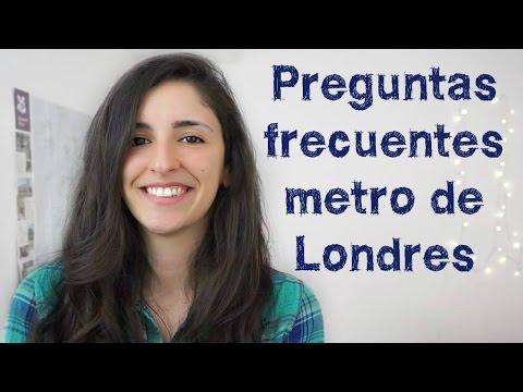 Metro de Londres - Preguntas frecuentes