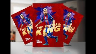 sports poster design in photoshop cc 2019 | how to design professional sports poster in photoshop cc