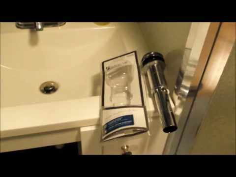 Why does my bathroom sink drain leak?