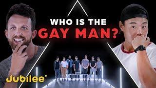 6 Straight Men vs 1 Secret Gay Man