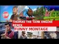 Thomas The Tank (DANK) Engine Theme Remix - FUNNY MONTAGE
