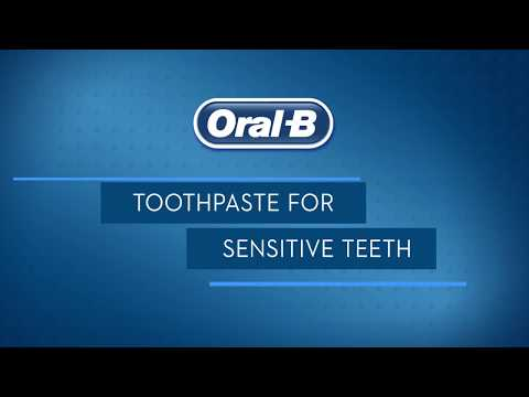 Pain Relief Toothpaste for Sensitive Teeth   Oral-B
