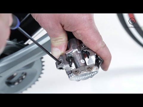 Set Up And Adjust A Clipless Bike Pedal