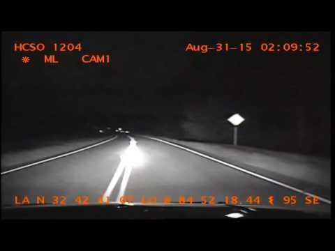 RAW DASHCAM FOOTAGE: Harris Co. Deputies of deadly high-speed chase