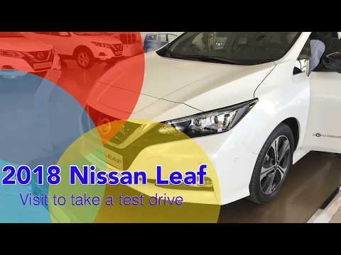 Nissan Leaf 2018 VLog