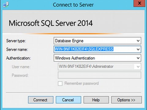SQL Server 2014 Enterprise Complete Installation: How To - SQL Server 2014