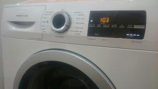 Download Profilo CMG100DTR Premium 9 A 9 Kg 1000 Devir Çamaşır Makinesi İnceleme Video