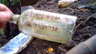 Bottle Digging Scotland - I Found My Marbles!!!