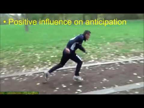 QUICKNESS EXPLOSIVENESS POWER AND FIRST STEP IN SOCCER