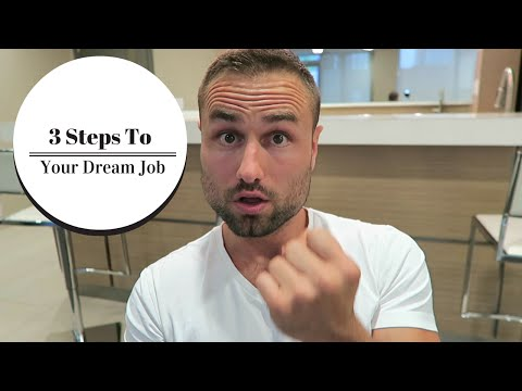 How to Instantly Get Hired: 3 Steps To Your Dream Job