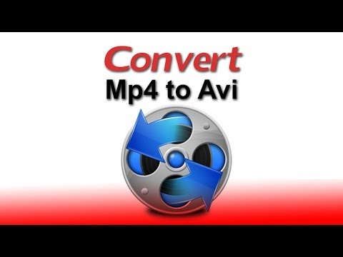 Learn How To Convert MP4 to AVI | Free Download Software