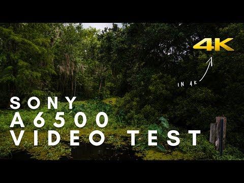 Sony a6500 w/ 4/16-70 Video Quality Test - 4K