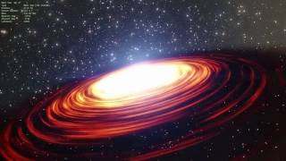 One of the LARGEST Black Holes in the Universe? - Space Engine