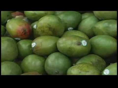 How to Pick Fresh Produce : How to Pick Out Mangoes