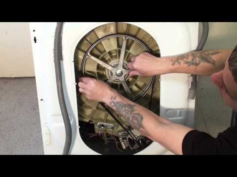 How To Replace The Belt On A Hotpoint Washing Machine
