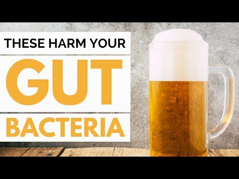 4 Surprising Things That Are Bad for Your Gut Bacteria