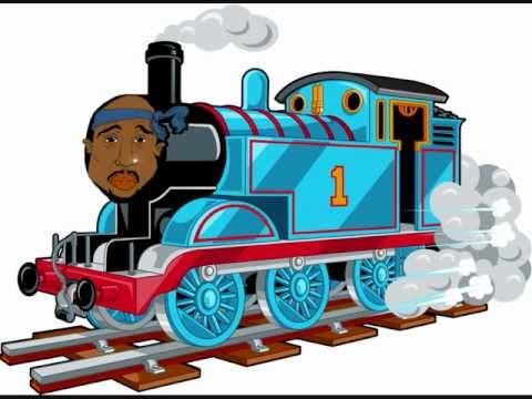 2Pac V.S Thomas The Tank Engine