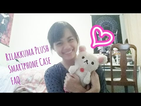 《Arisa》Rilakkuma Plush Smart Case FAQ Answers!