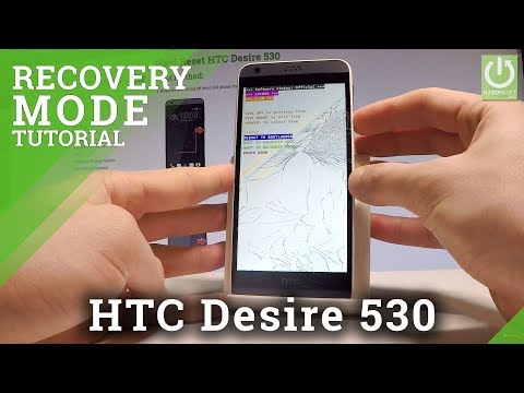 HTC Desire 530 RECOVERY MODE / Exit & Quit Recovery Mode