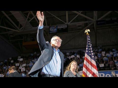 Media Ignores Bernie Sanders Maine Blowout