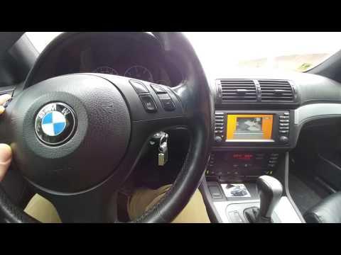 Digital TV on BMW E39 OEM BG