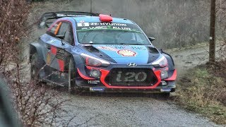 WRC Best-Of Rallye Monte Carlo 2018 [FULL-HD] Show and Max Attack