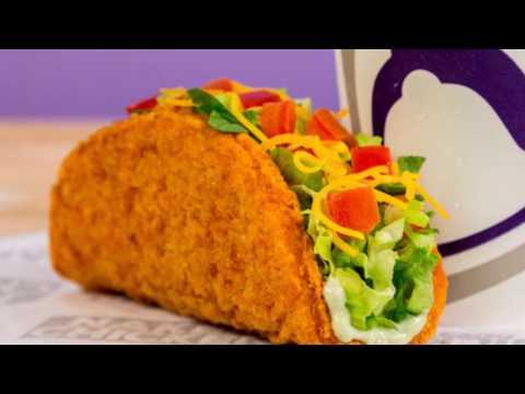 DIY! Taco Bell Naked Chicken Chalupa!