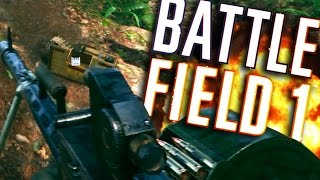 SUPORTE TÁ GROSSO! - Battlefield 1