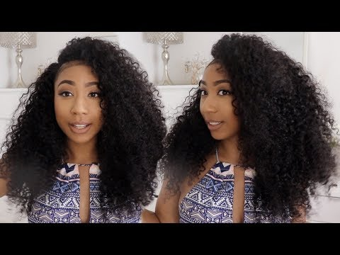 ♥︎ NEW Curly Poppin' Curly Hair! ♥︎ Asteria Hair Aliexpress Hair Review