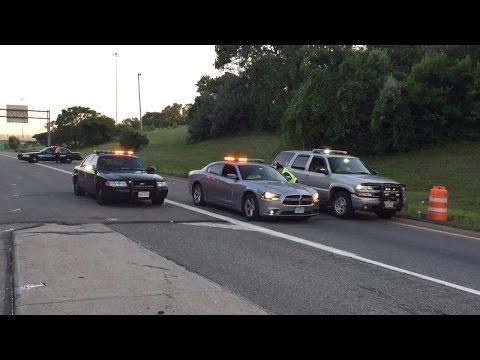 TRAFFIC ALERT: 90WB closed at I-71 split
