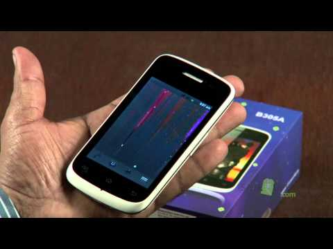 BLU - B305A Mobile Description