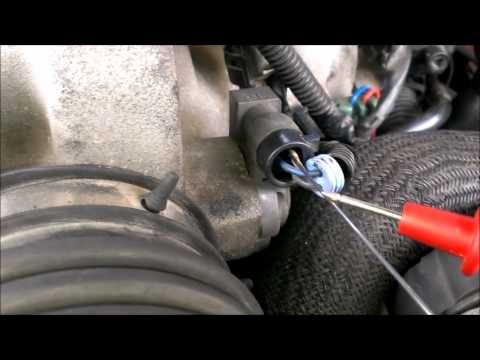 How to test TPS sensor on any GM throttle position sensor