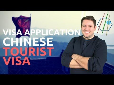 Chinese Tourist Visa Application Info