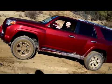 TOYOTA  4RUNNER SR5 OFF ROAD TRAILS