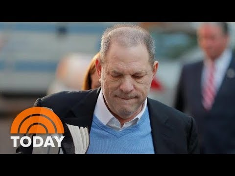 Harvey Weinstein Surrenders To Authorities In New York City | TODAY